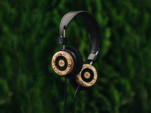 Grado Hemp limited edition headphones