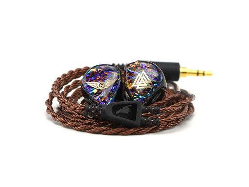 Empire Ears ODIN Custom IEM with Copper Dragon