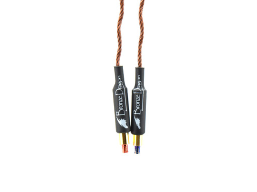 Bronze Dragon Headphone Cable for AudioTechnica AT-WP900