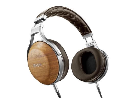 DENON AH-D9200 Headphones with Bamboo cups