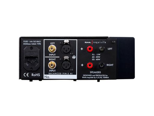 RAAL requisite HSA-1b back panel