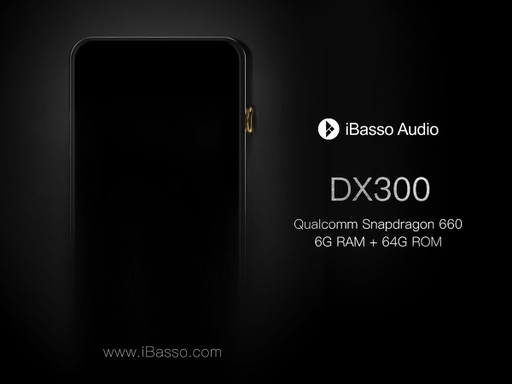 iBasso Audio DX300 DAP feature preview