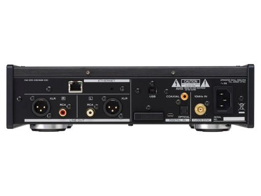 TEAC NT-505 USB DAC/Network Player (back)