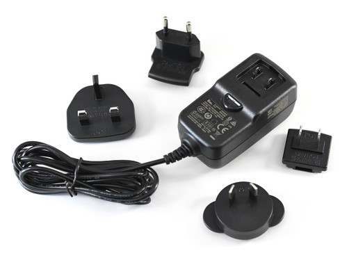 Matrix element i Streaming DAC power cord with adapters
