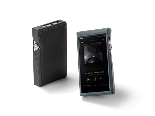 Astell&Kern A&futura SE180 Leather Case (standing)