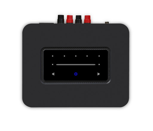 Bluesound Powernode Wireless Multi-Room Music Streaming Amplifier top