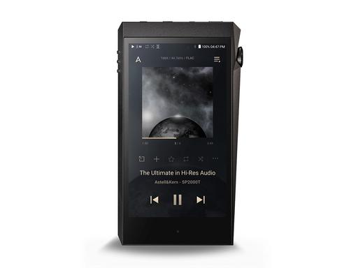 Astell & Kern SP2000T DAP Music Player Front