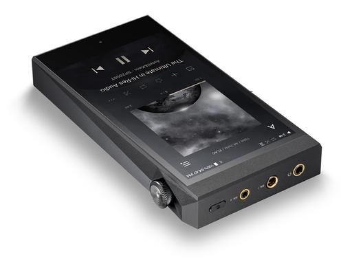 Astell & Kern SP2000T DAP Music Player Ports
