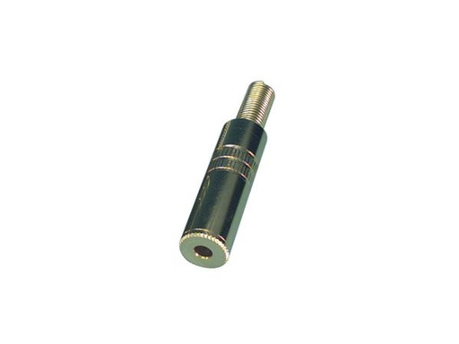"""1/8"""" (3.5mm) Female Connector"""