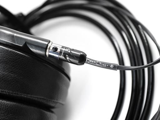 Black Dragon Premium Cable for Audeze LCD Headphones