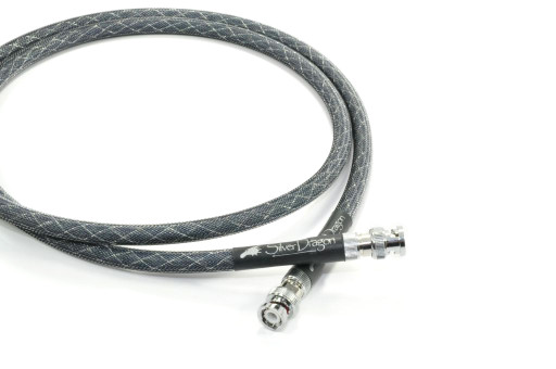 Silver Dragon Coax Digital Cable
