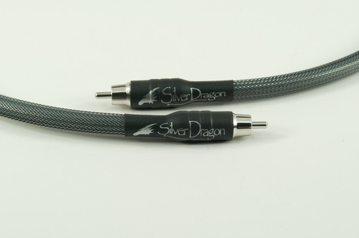 Silver Dragon Coax Digital Cable