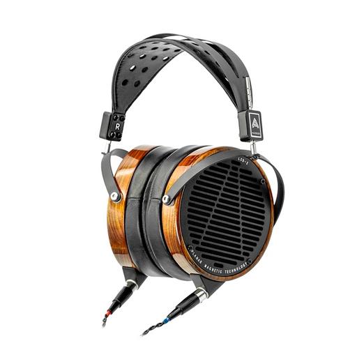 Audeze LCD-2 Open Headphones in Rosewood