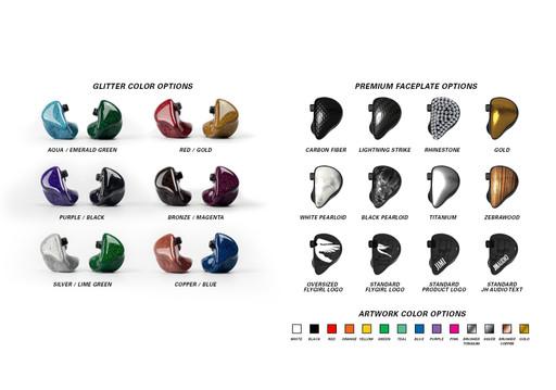 JH Audio Glitter - Misc