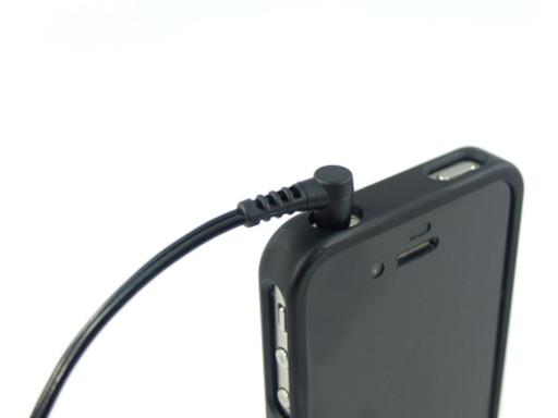 Premolded Right Angled Mini Connector option