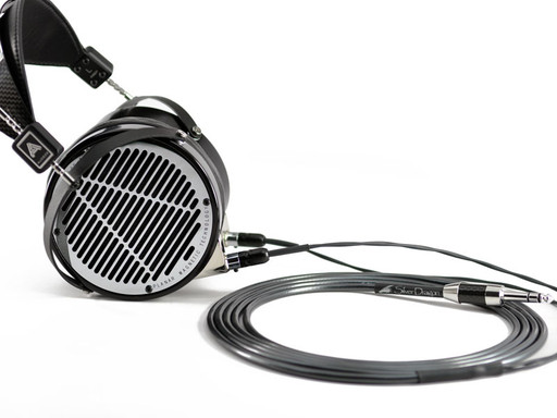 Silver Dragon Premium Cable for Audeze Headphones V3