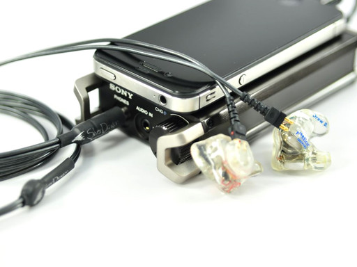Silver Dragon IEM V1 Cable for FitEar