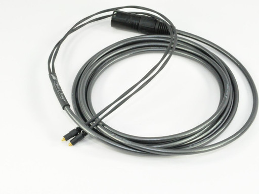 Silver Dragon Cable for Shure Headphones V3 by Moon Audio