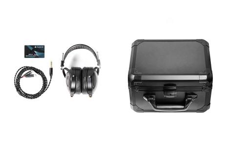 Audeze LCD-X Headphones - What's in the box?