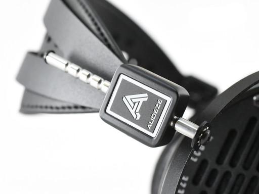 Audeze LCD-X Headphones (Close Up)