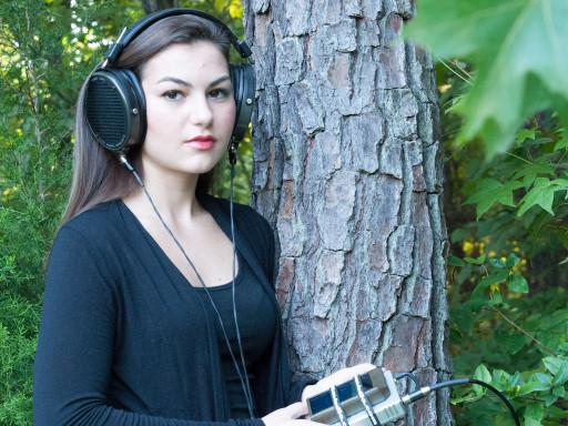 Black Dragon Premium Cable for Audeze Headphones