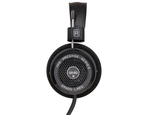 Grado SR80x Headphones Side View