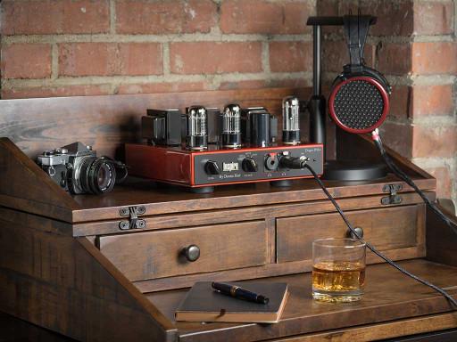 Dragon Inspire IHA-1 Tube Headphone Amp