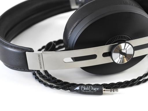 Black Dragon Portable Headphone Cable