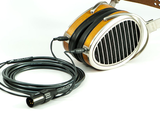 Silver Dragon Premium Cable for HiFiMan Headphones