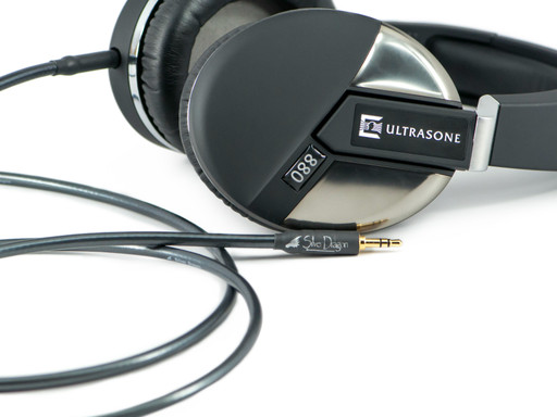 Silver Dragon Cable V3 for Ultrasone Signature & Performance Series