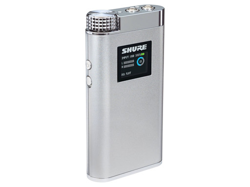 Shure SHA900 Portable Headphone Amplifier