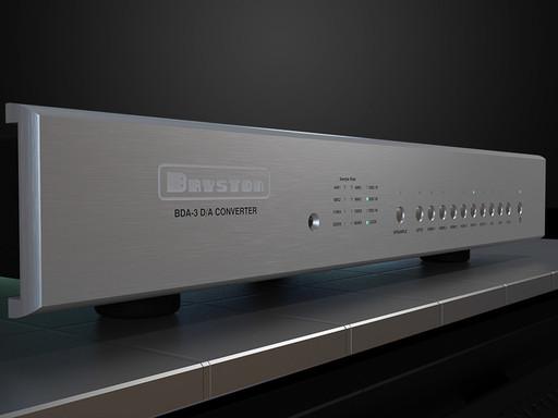 Bryston BDA-3 External DAC