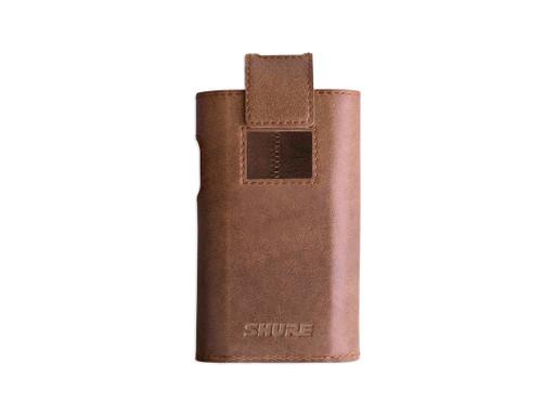 Shure EAAMPCASE Leather Case for KSE1500 & SHA900