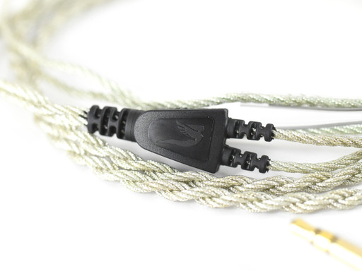 JH Audio Stock Clear Cable