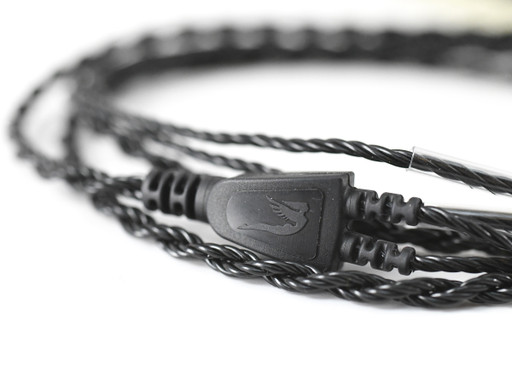 JH Audio Stock Black Cable