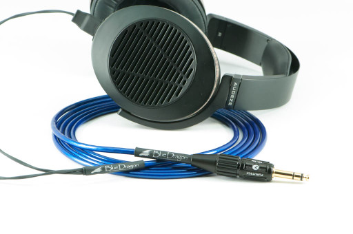 Blue Dragon Cable V3 for Audeze EL-8 Headphones