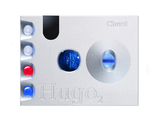 Chord Hugo 2 DAC Headphone Amp