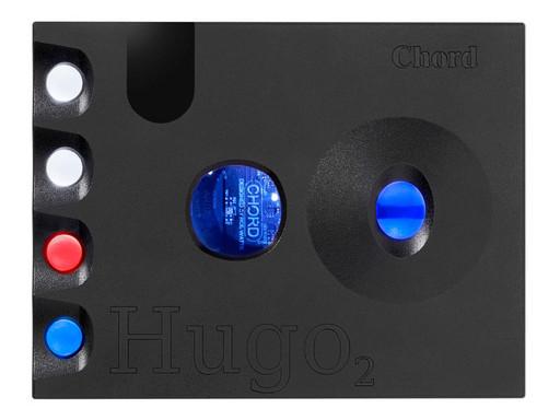 Chord Hugo 2 DAC Headphone Amp (black)