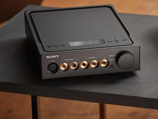 Sony TA-ZH1ES Premium Headphone Amplifier