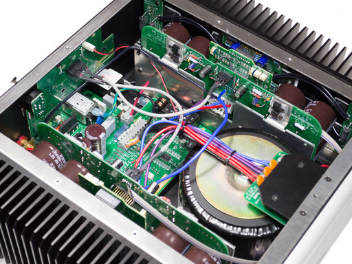 Bryston 7B Cubed Amplifier