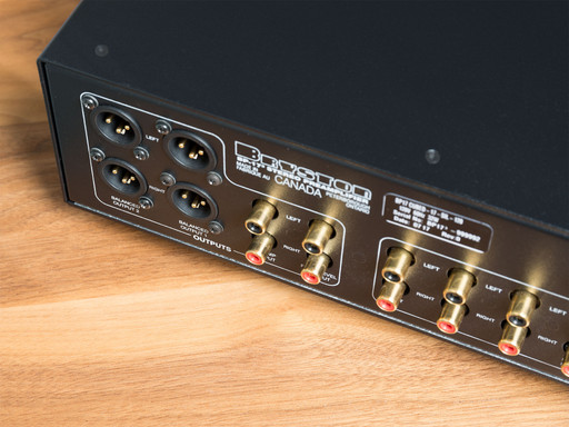 Bryston BP-17 Cubed Preamplifier