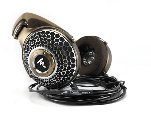 Focal Clear MG Headphones with Black Dragon