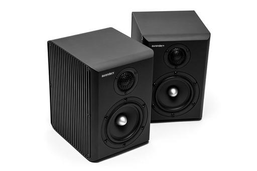 Aurender S5W wireless speaker pair