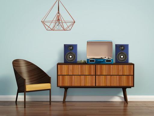 Aurender S5W wireless speakers