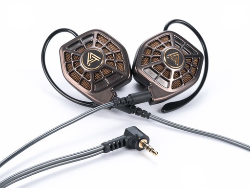 Silver Dragon IEM V1 Cable for Audeze Earphones