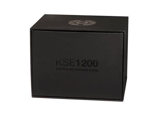 Shure KSE1200 Electrostatic Earphones