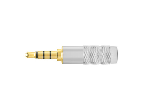 Oyaide 3.5mm TRRS Balanced Connector P-3.54G