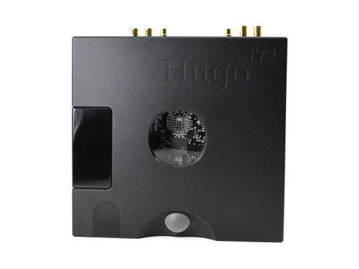Chord Hugo TT 2 Tabletop DAC and Amplifier - Black