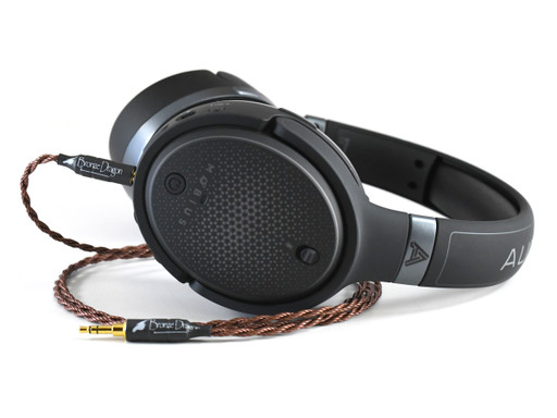 Audeze Mobius with Bronze Dragon Portable Headphone Cable