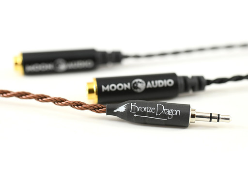 Bronze Dragon IEM Headphone Adapter Cable